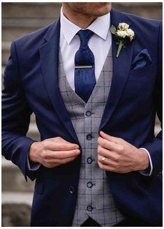 Mens Fashion Suits, Blazer Fashion, Mens Suits, Mens 3 Piece Suits, Mens Casual Suits, Men's Fashion, Fashion Black, Fashion 2020, Fashion Outfits