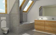 Simpel and light, suits me! Dream Bathrooms, Bathtub, House Design, Toilet, Architecture, Home, Tips, Dreams, Interiors