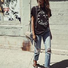 Off duty in our Bonnie jeans! 💥 @shop_sincerelyjules shopsincerelyjules.com