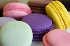 Macaroon Stash by sfophoto, via Flickr