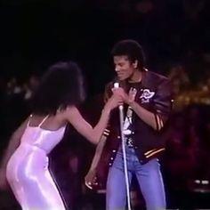 Diana Ross & Michael Jackson - 1981 | Curiosities and Facts about Michael Jackson ღ by ⊰@carlamartinsmj⊱