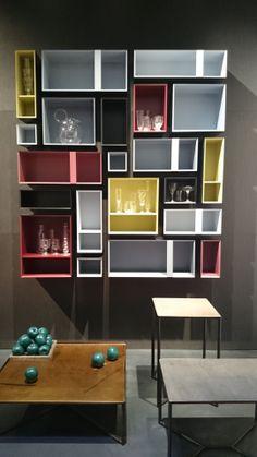 Design by Capodopera at Salone Del Mobile 2014 #milandesignweek
