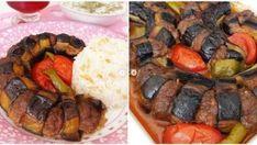 Kazan Kebabı Tarifi Kebab Recipes, Food Articles, Kebabs, Pot Roast, Dinner Recipes, Food And Drink, Menu, Kazan, Ethnic Recipes