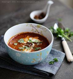 Marokańska zupa z soczewicy