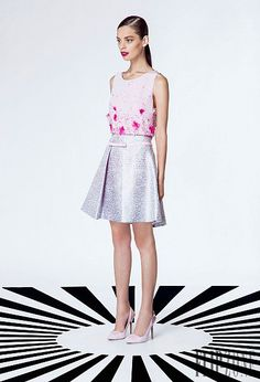 """Georges Hobeika """"Signature"""", S/S 2015 - Ready-to-Wear"""