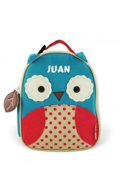 Zoolunchies Owl personalizada