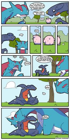 Dragons better watch. (OC Comic) - Imgur