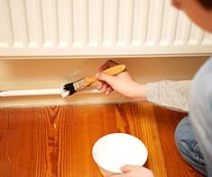 tips for painting a radiator from this old house