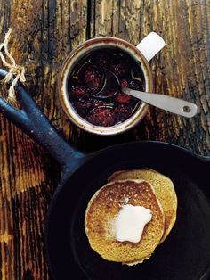 Celebrate #NationalPancakeDay with these slimmed-down recipes.