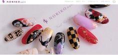 お正月ネイルbyNORIKOの画像   六本木 銀座ネイルサロン NORIKO nail ネイル ブログ