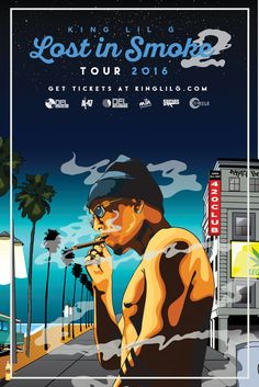 New post on Getmybuzzup- King Lil G 'Lost In Smoke 2' US Tour- http://getmybuzzup.com/?p=659910- Please Share