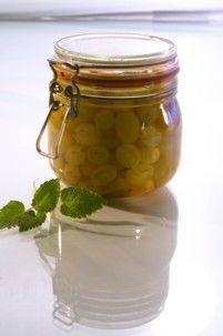 Pickled Grapes Pickles, Cucumber, Food, Vinegar, Mustard, Essen, Meals, Pickle, Yemek