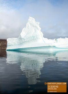 Beautiful Iceberg in Greenland