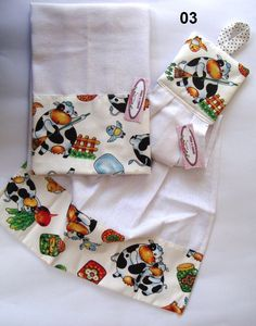 Kitchen Hand Towels, Dish Towels, Tea Towels, Sewing Hacks, Sewing Crafts, Sewing Projects, Towel Dress, Chicken Crafts, Towel Crafts