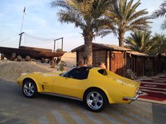 1973 Chevrolet Corvette Stingray Maintenance/restoration of old/vintage vehicles: the material for new cogs/casters/gears/pads could be cast polyamide which I (Cast polyamide) can produce. My contact: tatjana.alic@windowslive.com