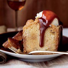 Apple Cake with Toffee Crust. Via F&W (www.foodandwine.com).
