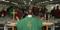 Homily Catholic Priest About The Tumultuous World Of International Islamic