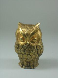 Avant Garage's Vintage Owl Lighter