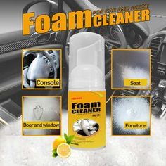 Car Cleaning Hacks, Car Hacks, House Cleaning Tips, Cleaning Solutions, Cleaning Products, Cleaning Rugs, Household Products, Seat Foam, Car Interior Decor