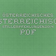 Österreichisches - oesterreichische_stillempfehlungen2014.pdf