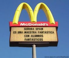 Fast Food Sign Generator - McDonald's, KFC, Pizza Hut, Wendy's, Hooters, Arby's, Taco Bell