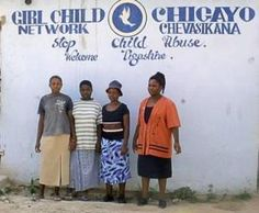Girls grinding mills provide funds to keep girls in school