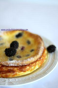 Arabafelice in cucina!: Torta di formaggio e more, senza farina