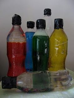 I love these sensory bottles! I forgot about the corn syrup in the calming bottle I use currently in my classroom!