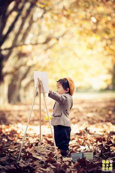 「秋をテーマに一工夫。秋色子供写真の撮り方。」 #関西カメラ女子部 #秋色 #子供写真 #kansaiphotogirl