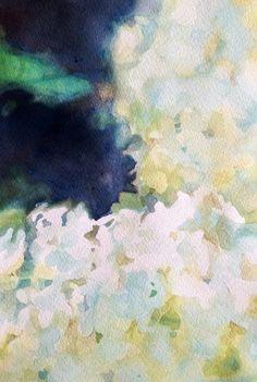 charity item 07 Original Art Watercolor painting by sunspaintings, $1.00