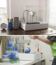 Frog Crowdfunds A $250 3-D Printer