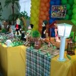 Ideia de Festa Infantil do Chaves