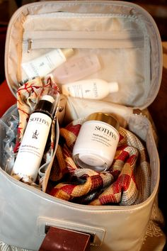 #gift Sothys is a fabulous line for dehydrated, photo-aged skin and sensitive/reactive skin. Explore the full line at Spa du Lac and purchase a travel size kit for your favorite girlfriend. Sothy's has men products, too! https://www.llakecharles.com/amenities/spa-and-salon/spa-du-lac/