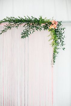 Octavia Brown Rentals x Florals by Tinsel & Twine for Brand Market Workshop NYC 2014