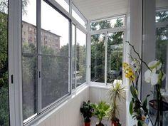 Способы остекления балконов и лоджий #балкон #лоджия #остекление