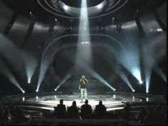 "Bo Bice sings ""In A Dream."" Still one of the best performances on Idol."