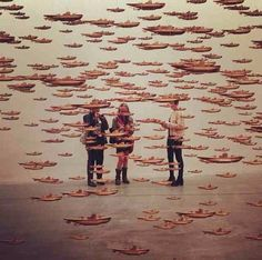 All The Submarines From The United States Of America by Chris Burden