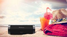 Der Cabasse SWELL vereine eine kraftvolle, dennoch überaus feine Wiedergabe mit edlem Design, und es sei der erste portable Bluetooth Speaker des Unternehmens.