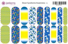 Down's Syndrome Awareness month is coming up in October! Purchase these DS Awareness wraps from me at facebook.com/glamjamsquad and 15% of your August purchase will go to the Down's Syndrome Association of Hampton Roads! Copyright Katie M. Wittkamper.