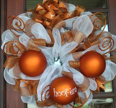 Hook'em Horns by AnotherSpecialOccasi on Etsy, $80.00