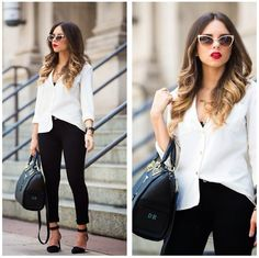 How to Chic: NEW FASHION BLOGGER OUTFIT