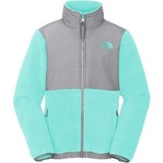 Tiffany blue NorthFace?! Is this real life?! Loooooove. @ Styling in Style
