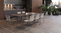 Portofino chair and table | Roberti Rattan Image Big 19