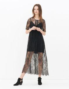 Rite Dress - Dresses - Sandro-paris.com