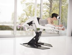 집안에서 VR로 운동을 - 제품으로 보는 세상의 안테나, 펀테나