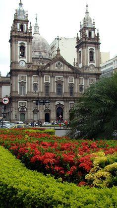 Igreja da Candelária, historic district, Rio de Janeiro, Brazil | Photographus