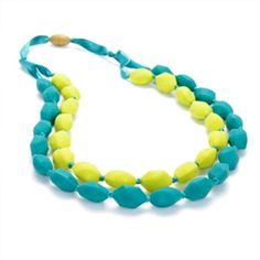 3328a1d9096 Chewbeads Astor Necklace Teething Beads