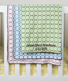 swaddle with circles