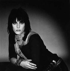 """Aggressive, tough and defiant may describe me, but that leaves the impression I'm mean and I'm not. People expect me to have fangs."" ~Joan Jett"