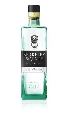 berkeley square gin - apparently a 'men's gin' like langleys, v good in a martini